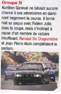 Coupe de frrance des circuits