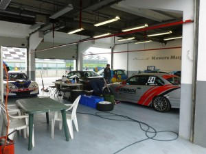 Stand magny-cours - Coupe de france des circuits
