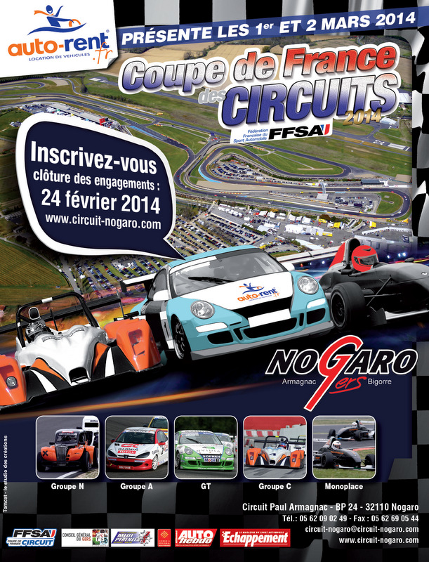 Coupe de france des circuits - Coupe de france des circuit ...